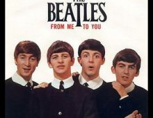 The Beatles – From me to you