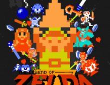 The Legend of Zelda (4 гитары)