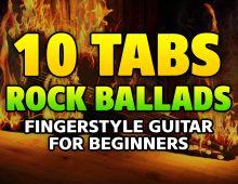 10 best rock ballads