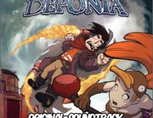 Chaos on Deponia OST – A Table at Chez Schlumpi
