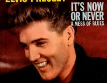 Elvis – A mess of blues