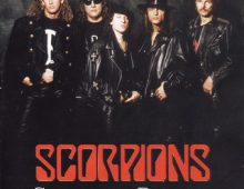Scorpions – Always Somewhere