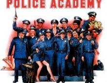 Полицейская академия OST