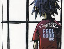 GORILLAZ – Feel Good Inc