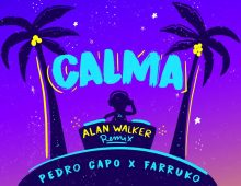 Alan Walker Remix – Calma