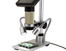 Microscope Andonstar ADSM201. Микроскоп Андонстар
