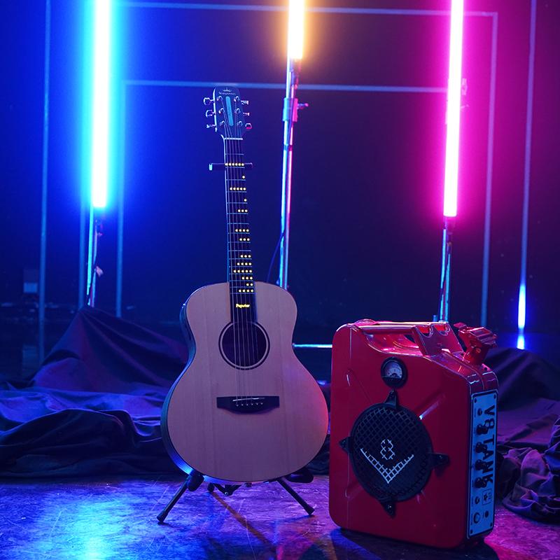 Умная гитара Poputar T1