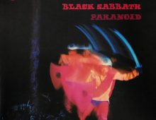 [Ukulele] Black Sabbath – Paranoid