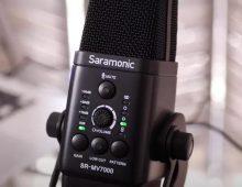 XLR/USB microphone Saramonic SR-MV7000
