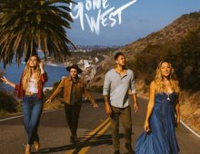 Gone West – I'm Never Getting Over You